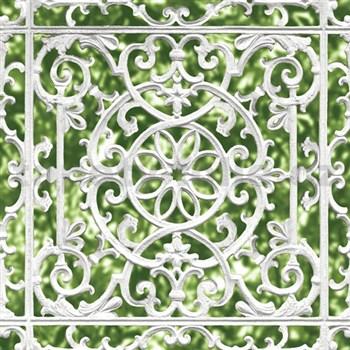 Vliesové tapety na stenu Replik záhrada