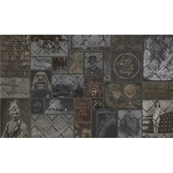 Luxusné vliesové fototapety designová stena rozmer 450 cm x 270 cm