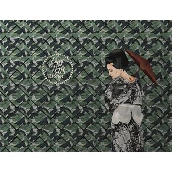Luxusné vliesové fototapety designová stena 350 x 270cm