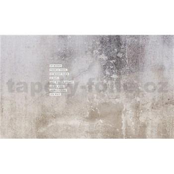 Luxusné vliesové fototapety omietková stena 450 x 270cm