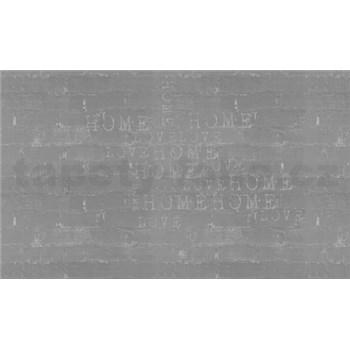 Luxusné vliesové fototapety tehlová stena s nápismi rozmer 450 cm x 270 cm