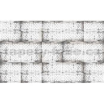 Luxusné vliesové fototapety kachľová stena 450 x 270cm