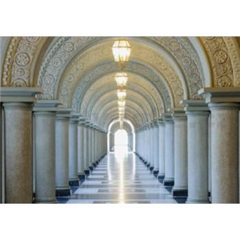 Fototapety Archway, rozmer 366 x 254 cm