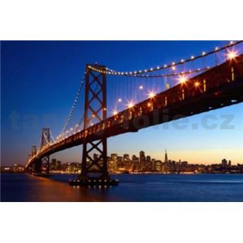 Fototapety San Francisco Skyline, rozmer 175 x 115 cm