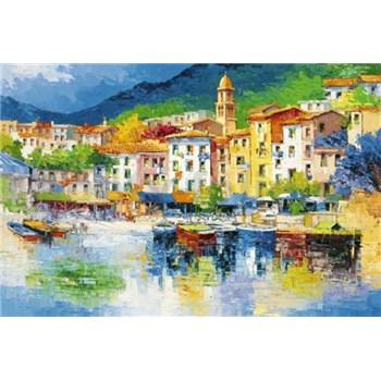 Fototapety Riviera Ligure, rozmer 366 x 254 cm