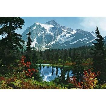 Fototapety Mountain Morning, rozmer 366 x 254 cm