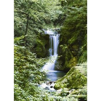 Fototapety Waterfall in Spring
