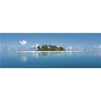 Fototapety Maldive Island, rozmer 366 x 127 cm
