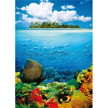 Fototapety Treasure Island, rozmer 183 x 254 cm