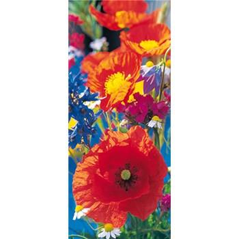Fototapety Red Poppies, rozmer 86 x 200 cm