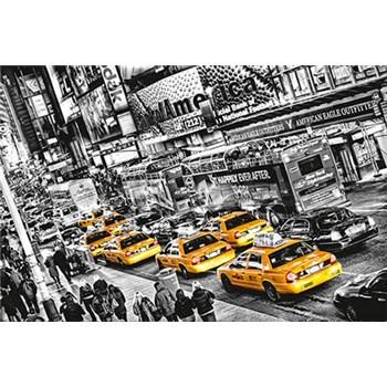 Fototapety Cabs Queue, rozmer 175 x 115 cm