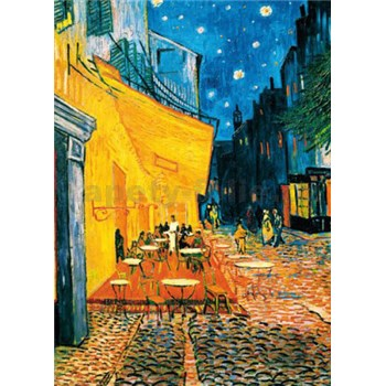 Fototapety Terrasse de Cafe la Nuit