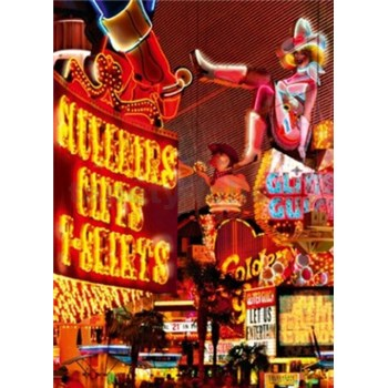Fototapety Downtown Las Vegas, rozmer 183 x 254 cm