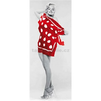Fototapety Marilyn at the Beach, rozmer 86 x 200 cm