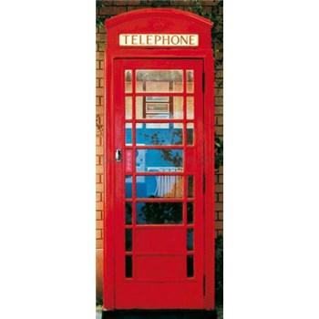 Fototapety Telephone Box, rozmer 86 x 200 cm