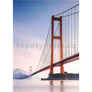 Vliesové fototapety Xihou Bridge, rozmer 183 x 254 cm - POSLEDNÉ KUSY