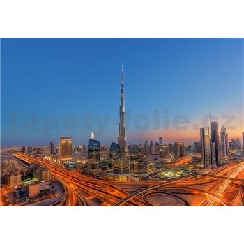 Vliesové fototapety Burj Khalifan, rozmer 366 cm x 254 cm
