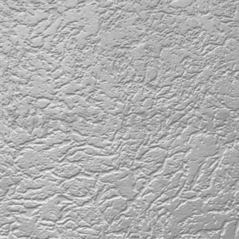 Vliesové tapety - XXL biela omietka návin 15 metrov