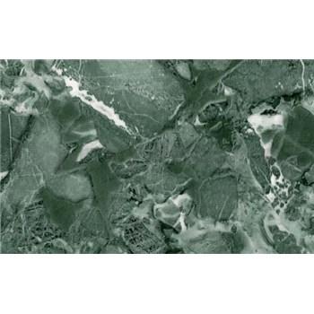 Samolepicí tapety mramor Arezzo zelený - , metráž, šírka 67,5cm, návin 15m,