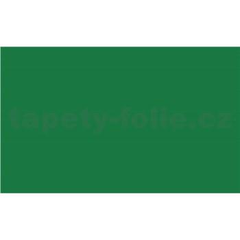 Samolepiace tapety - zelená tmavá - lesklá - 45 cm x 15 m