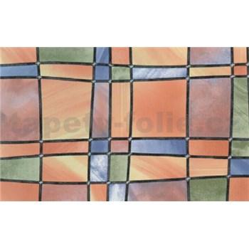 Samolepicí tapety transparentní Barcelona - 45 cm x 15 m