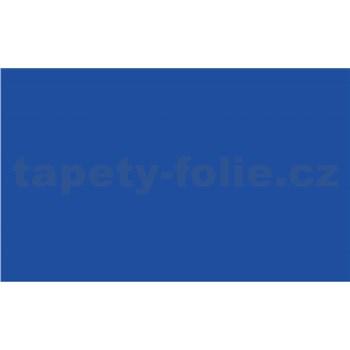 Samolepiace tapety - modrá lesklá - 45 cm x 15 m