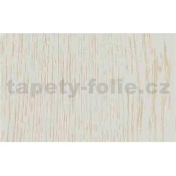 Samolepiace tapety dub biely - renovácia dverí - 90 cm x 210 cm