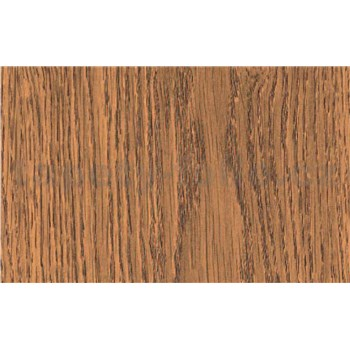 Samolepiace tapety dubové drevo Troncais - renovácia dverí - 90 cm x 210 cm
