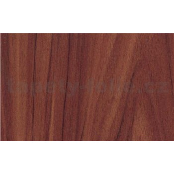 Samolepiace tapety - mahagónové drevo svetlé - 67, 5 x 15 m