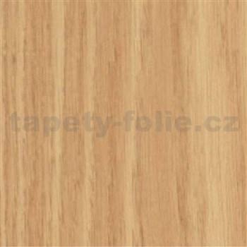 Samolepiace tapety dubové drevo svetlé - renovácia dverí - 90 cm x 210 cm