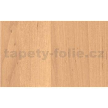 Samolepiace tapety jelšové svetlé drevo - 90 cm x 15 m