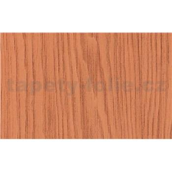 Samolepiace tapety jedlovcové drevo - renovácia dverí - 90 cm x 210 cm