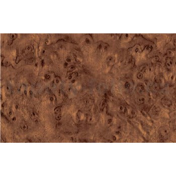 Samolepiace tapety - palisandrové drevo tmavé - , metráž, šírka 67,5cm, návin 15m,