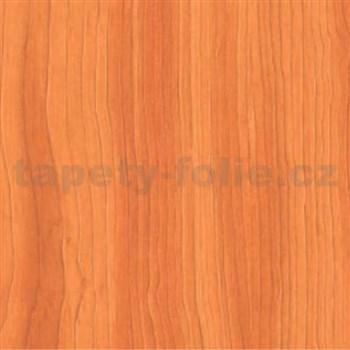Samolepiace tapety javorové drevo tmavé - 45 cm x 15 m