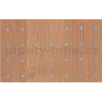 Samolepiace tapety drevo jelša svetlé s aplikáciou - 90 cm x 15 m