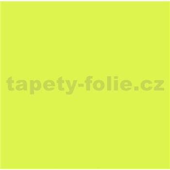 Samolepiace tapety - reflexná žltá - 45 cm x 15 m