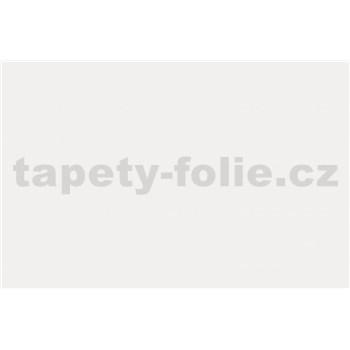 Samolepiace tapety - biela matná - 45 cm x 15 m