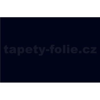 Samolepiace tapety - čierna matná - 45 cm x 15 m