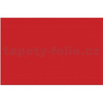 Samolepiace tapety - červená lesklá - 45 cm x 15 m