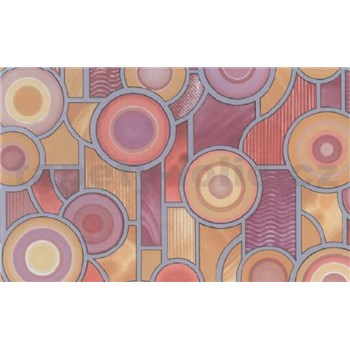 Samolepiace tapety - transparentný Target - 67, 5 cm x 15 m