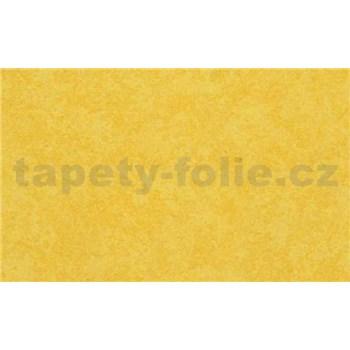 Samolepiace tapety hrubá štruktúra - žltá - 90 cm x 15 m