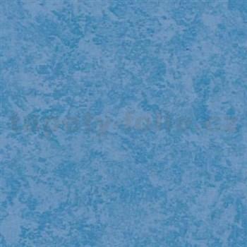 Samolepiace tapety štukový vzhľad - modrá - 90 cm x 15 m POSLEDNÉ METRE
