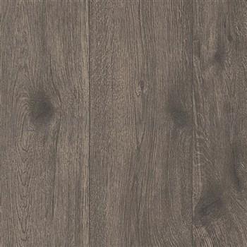 Vliesové tapety na stenu Wood'n Stone drevo dubové tmavo hnedé