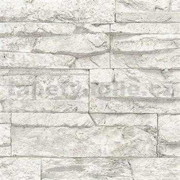 Vliesové tapety na stenu Wood'n Stone kameň