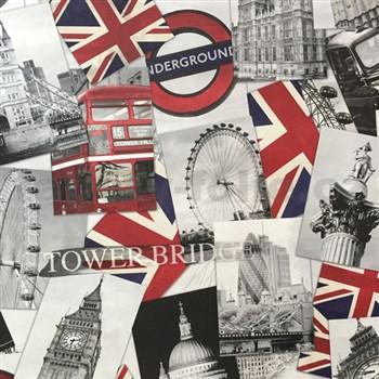 Vliesové tapety na stenu Londýn
