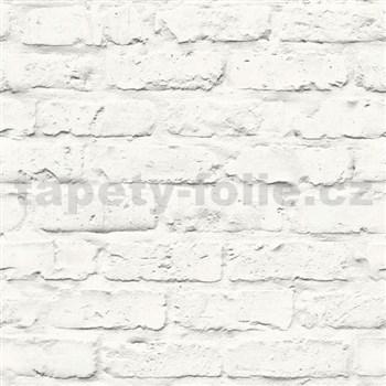 Vliesové tapety na stenu Splendour tehla svetlo hnedá