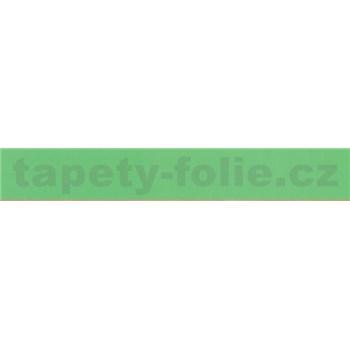 Samolepiaca bordúra zelená 10 m x 2 cm