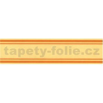 Samolepiaca bordúra žltá 5 m x 3 cm