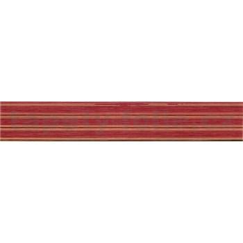 Samolepiaca bordúra vínovo červená 5 m x 3 cm