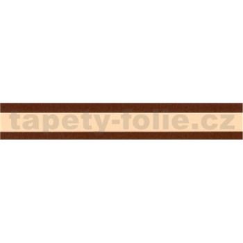 Samolepiaca bordúra krémová 5 m x 3 cm
